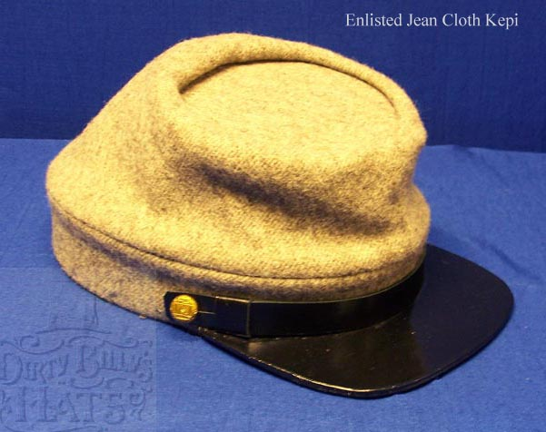 Enlisted Man's Jean Cloth Kepi
