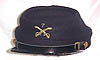 1872 Indian Wars Kepi--Officer's and Enlisted Grades Available