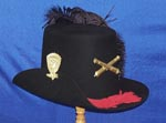 artillery us dress hat