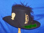 mounted rifle us dress hat