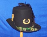 steward us dress hat