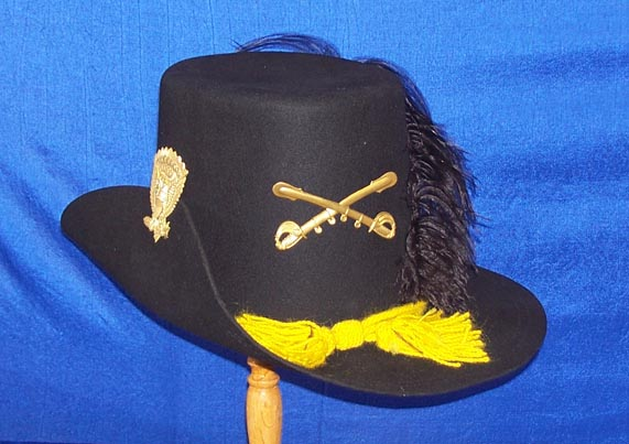 Image of uS Cavalry Dress Hat