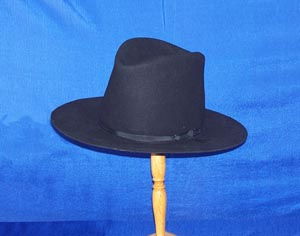 Image of US Dress Hat with crease