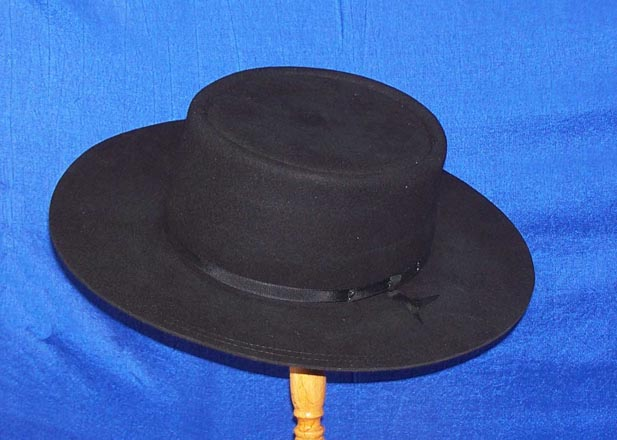 image of telescoped US Dress Hat